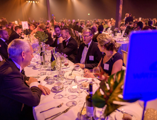 Sponsoring / maritime awards gala